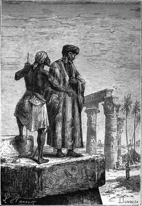Ibn Batuta in Egypt