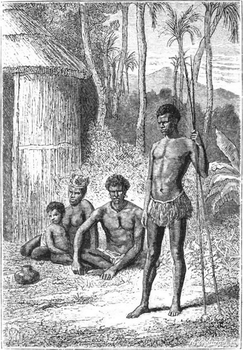 Natives of New Caledonia