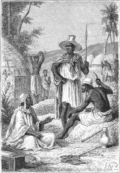Natives of Senegal
