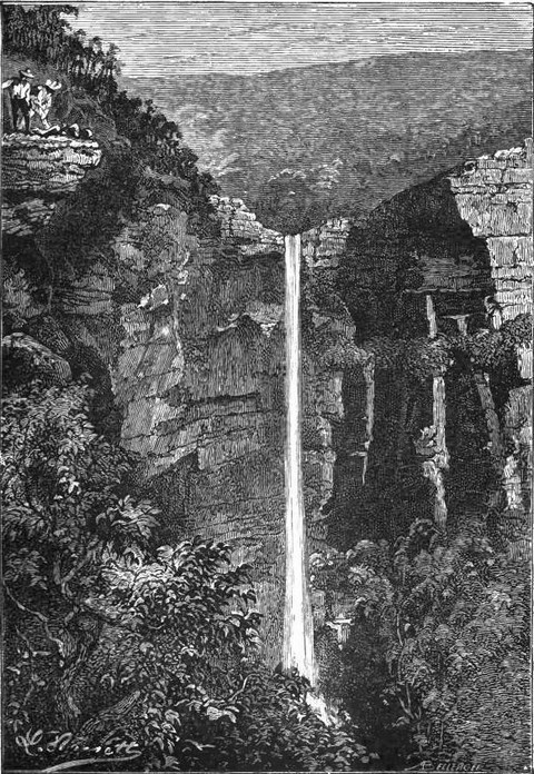 Apsley's Waterfall