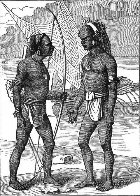 Natives of Vanikoro